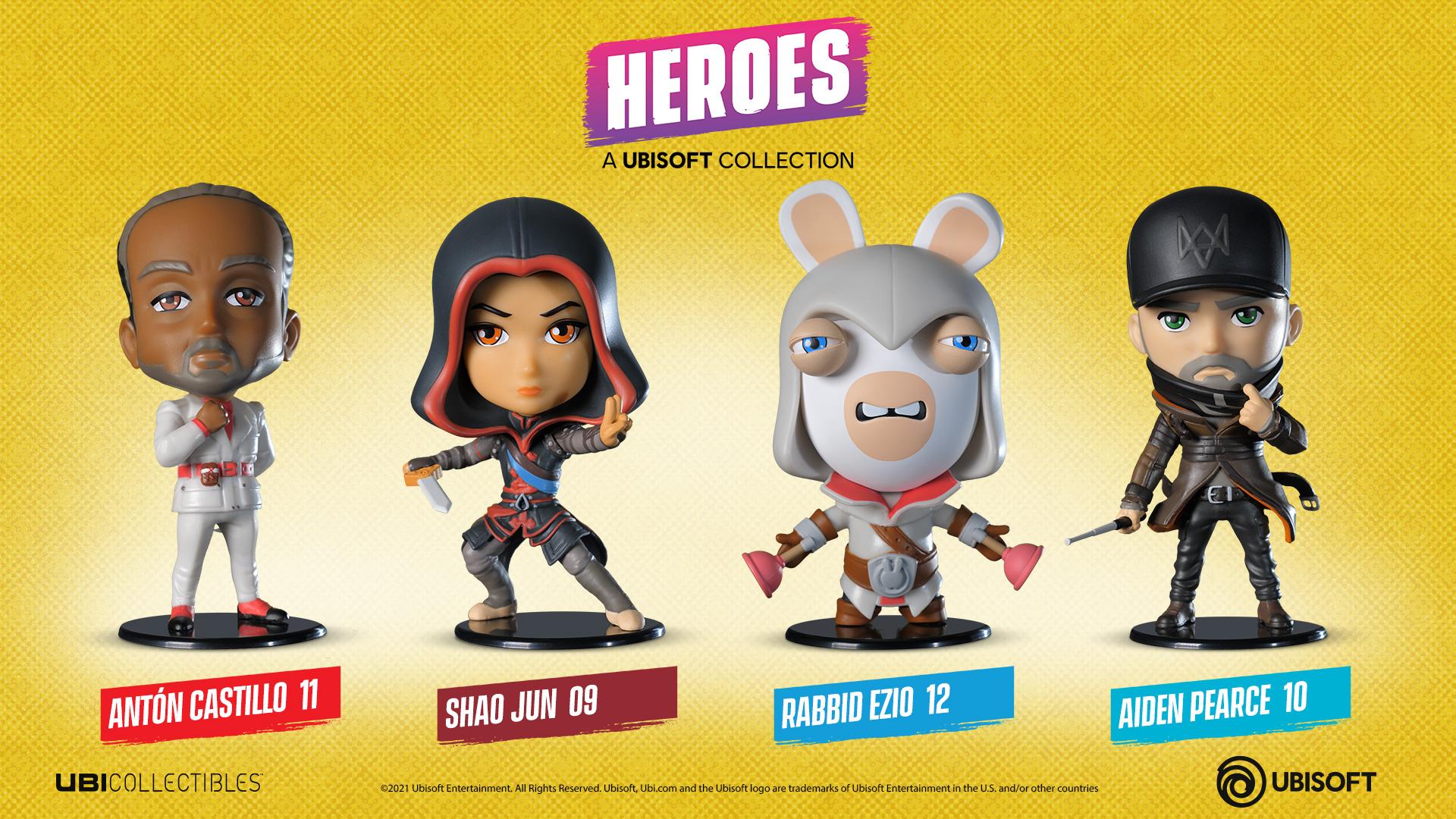 UBI HEROES