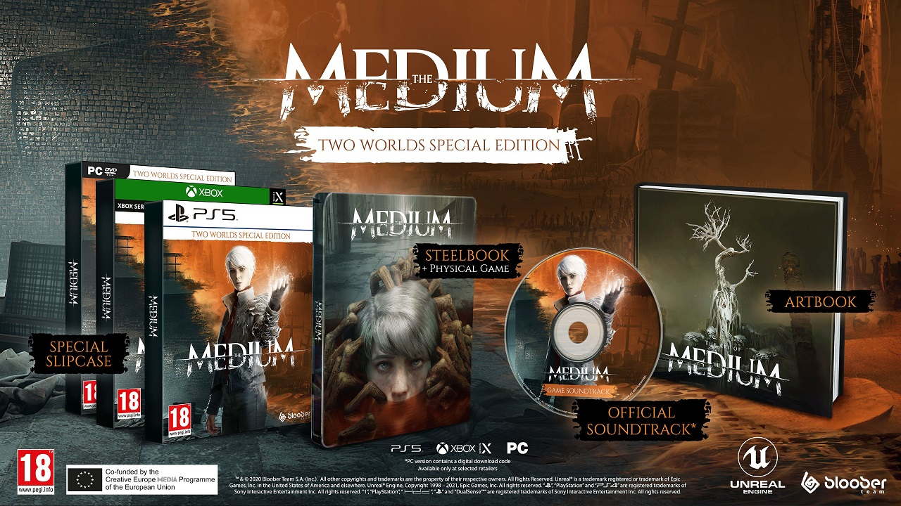 The Medium: Two Worlds Special Edition