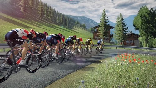 Tour de France Pro Cycling Manager