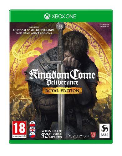 Kingdom Come: Deliverance Royal Edition XBOX ONE