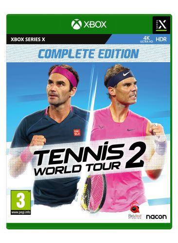 Tennis World Tour 2 Complete Edition XBOX SERIES X
