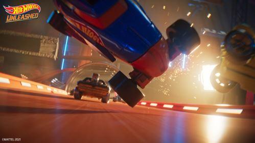 Mattel a Milestone oznamují Hot Wheels Unleashed