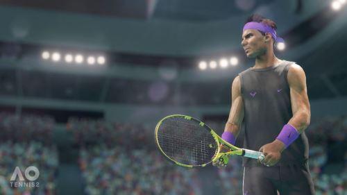 AO Tennis 2 je na pultech obchodů