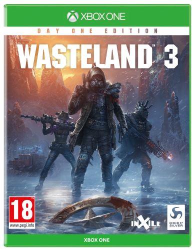 Wasteland 3 Day One Edition XBOX ONE