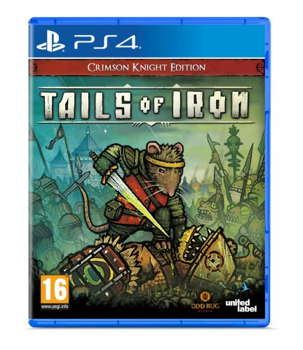 Tails of Iron PS4