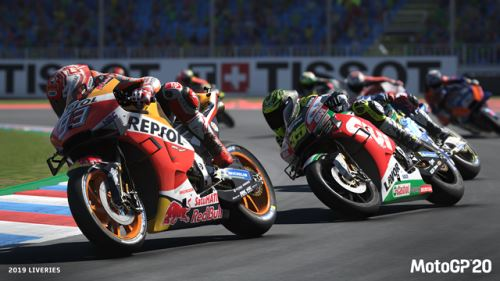 MotoGP20 vyrazí 23. dubna zpátky na trať