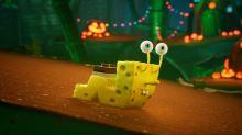 SpongeBob SquarePants Cosmic Shake PS4