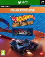 Hot Wheels Unleashed Challenge Accepted Ed. XBOX SERIES X