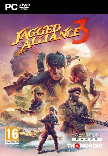 Jagged Alliance 3 PC