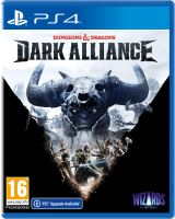 Dungeons & Dragons Dark Alliance Steelbook Edition PS4