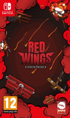Red Wings: Aces of the Sky Baron Edition SWITCH