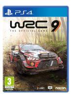 WRC 9 PS4