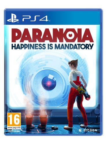 Paranoia PS4