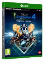 Monster Energy Supercross 4 XBOX ONE