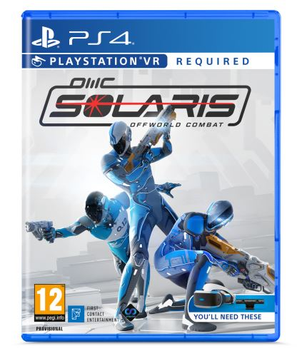 Solaris: Off World Combat VR PS4