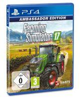 Farming Simulator 17: Ambassador Edition PS4