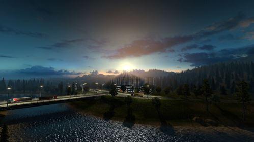 Rozšíření hry Euro Truck Simulator 2 - Cesta k Černému moři je ve výrobě