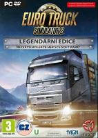 Euro Truck Simulator 2: Legendární edice PC