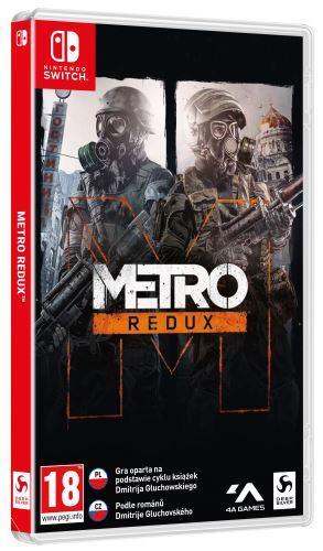 Metro Redux SWITCH