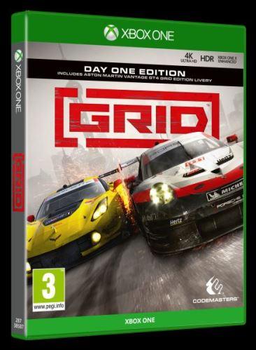 Grid D1 Edition XBOX ONE