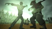 Stubbs the Zombie in Rebel Without a Pulse PS4