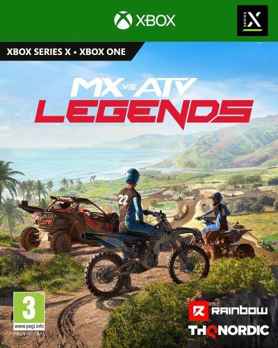 MX vs ATV Legends XBOX ONE