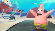 Spongebob SquarePants: Battle for Bikini Bottom - Rehydrated Shiny Edition PS4