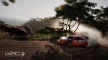 WRC 9 XBOX ONE