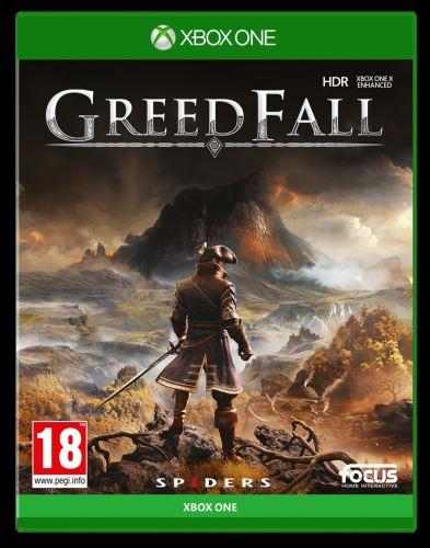 GreedFall X-BOX ONE