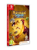 Rayman Legends Definitive Edition SWITCH CODE IN BOX