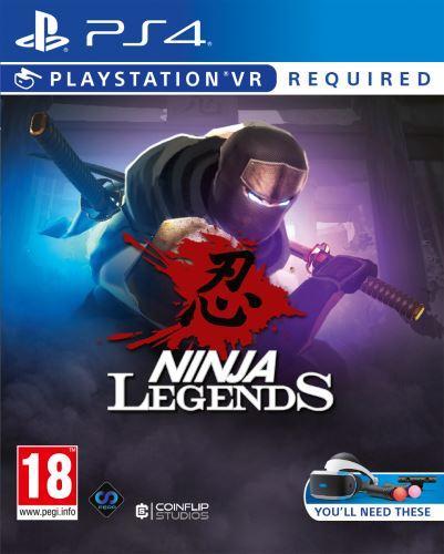 Ninja Legends VR PS4