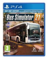 Bus Simulator 21 - Day One Edition PS4