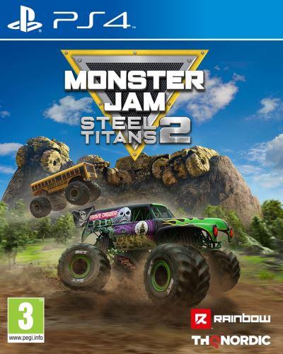 Monster Jam: Steel Titans 2 PS4