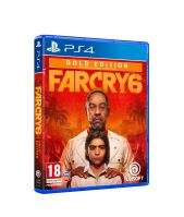 FAR CRY 6 GOLD Edition PS4