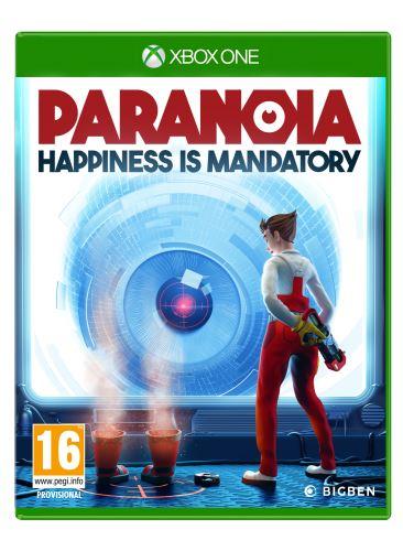Paranoia XBOX ONE