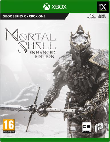 Mortal Shell Enhanced Edition Deluxe Set XBOX SERIES 