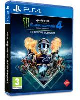 Monster Energy Supercross 4 PS4