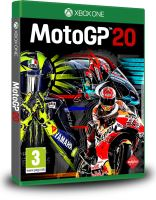 Moto GP 20 XBOX ONE