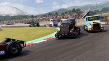 FIA European Truck Racing Championship SWITCH