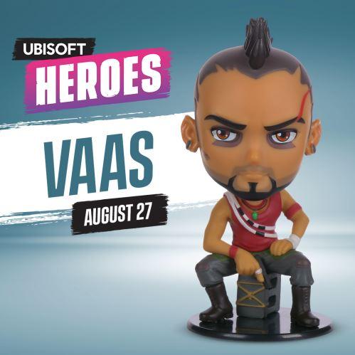 UBI HEROES - VAAS