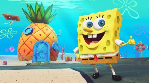 SpongeBob SquarePants: Battle for Bikini Bottom - Rehydrated je na pultech obchodů!
