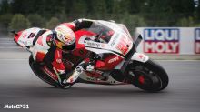 MotoGP 21 SWITCH