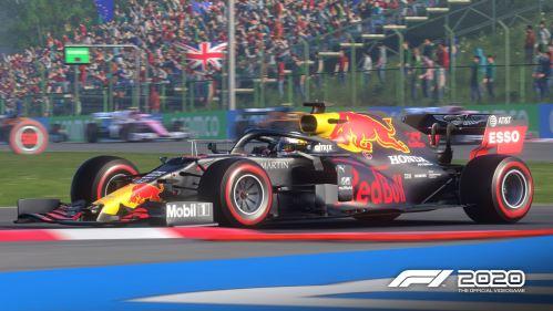 F1® 2020 právě vychází - Pojďme si dát společně závod