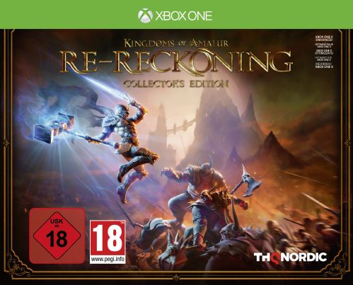Kingdoms of Amalur Re-Reckoning XBOX ONE CE