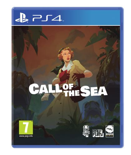 Call of the Sea - Norah's Diary Edition PS4