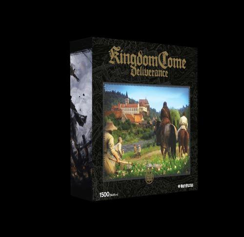 Puzzle Kingdom Come Deliverance: Sázavský klášter