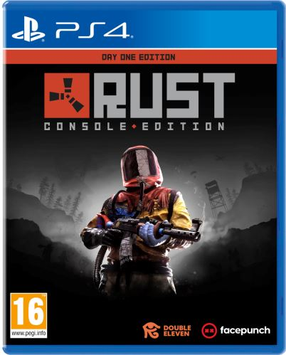 Rust Day One Edition PS4