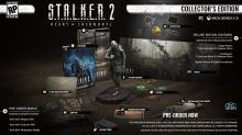 S.T.A.L.K.E.R. 2: Heart of Chernobyl Collector's Edition PC
