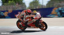 MotoGP 21 zahřívá motor!