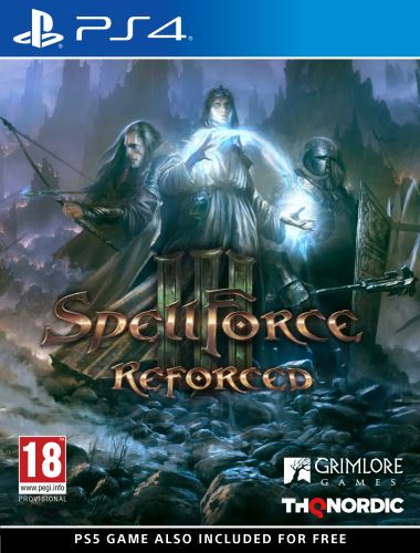 Spellforce 3 Reforced PS4